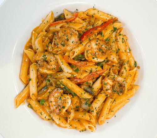 Shrimp alla Chipotle